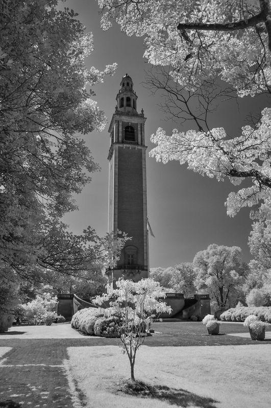 Carillon, Bryd Park, Richmond, Virginia