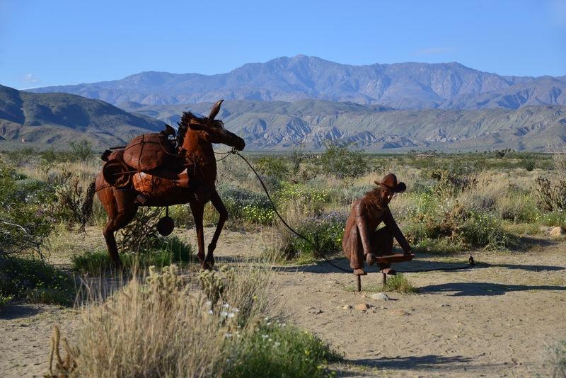 Borrego Cowboy Miner