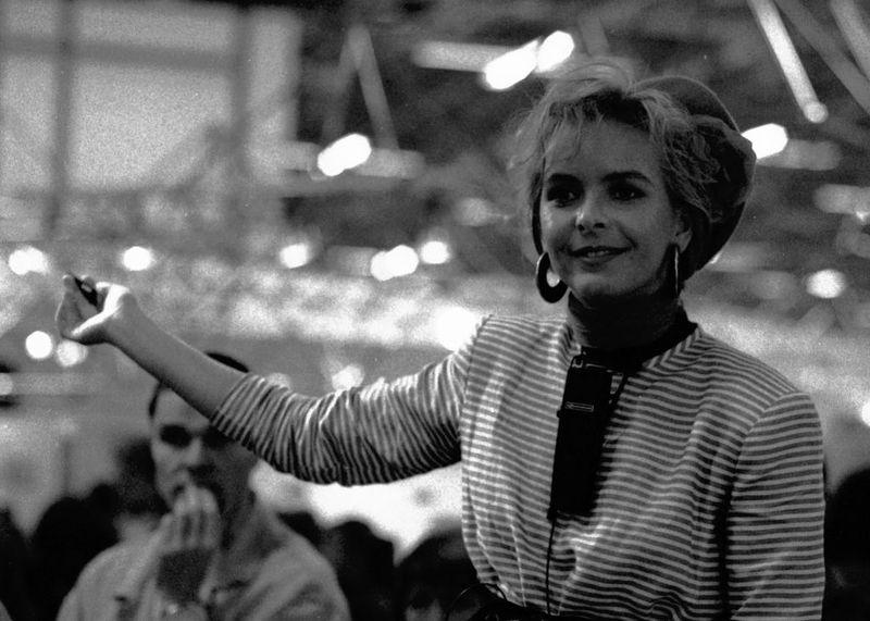 Hostess Photokina 1988