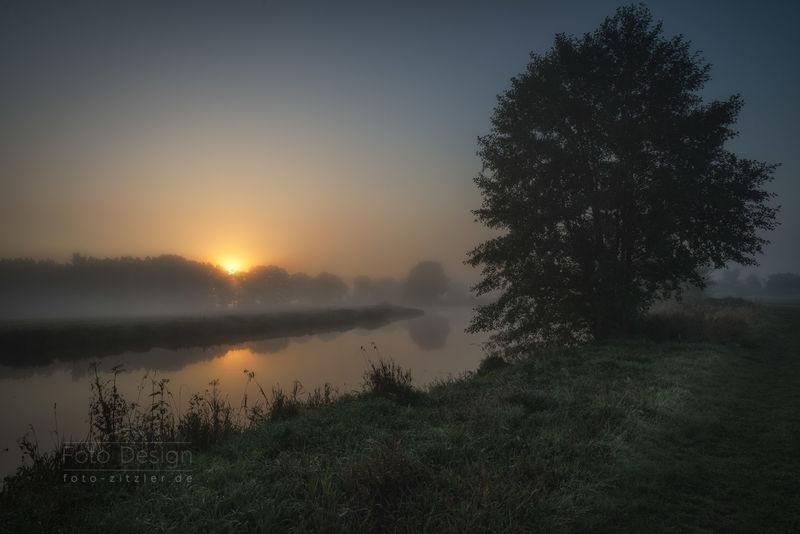 Naab sunrise