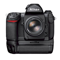 Nikon F6: Erster Überblick