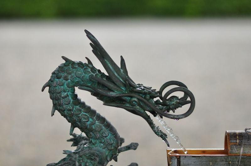 Dragon spigot
