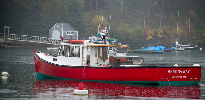 Hemingway-Boat