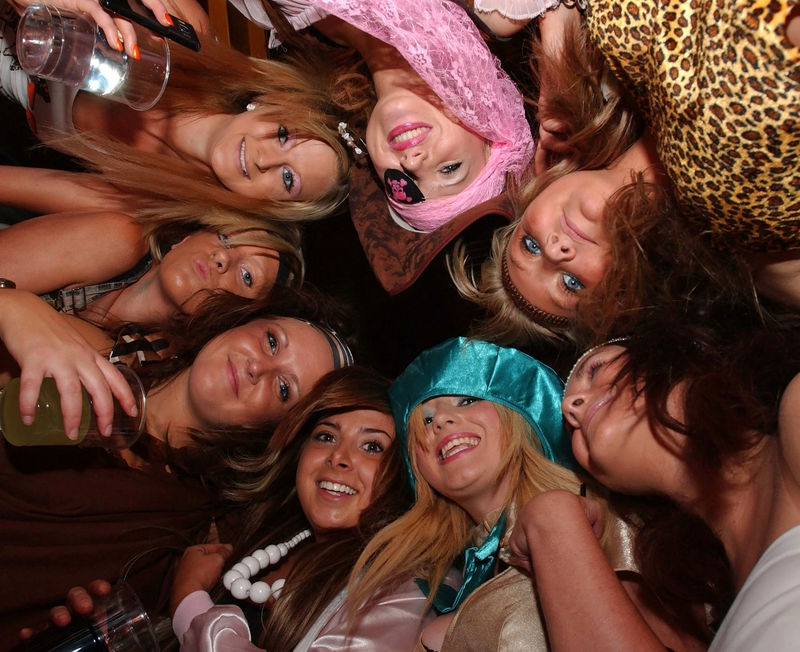 Kay's friends