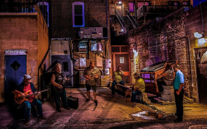 Alley Band