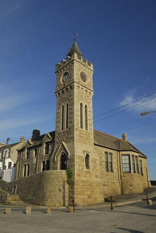 Portleven Harbor Church