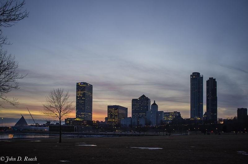 Milwaukee Skyline #1