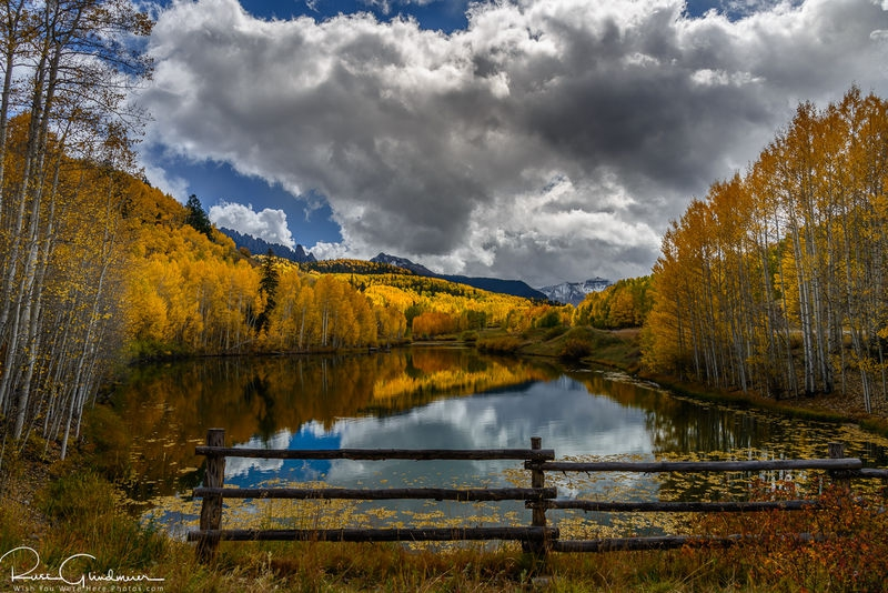 Cushman Lake, Colorado