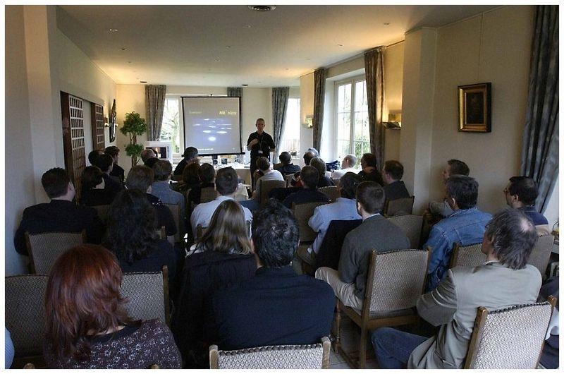 Community presentation by Bo