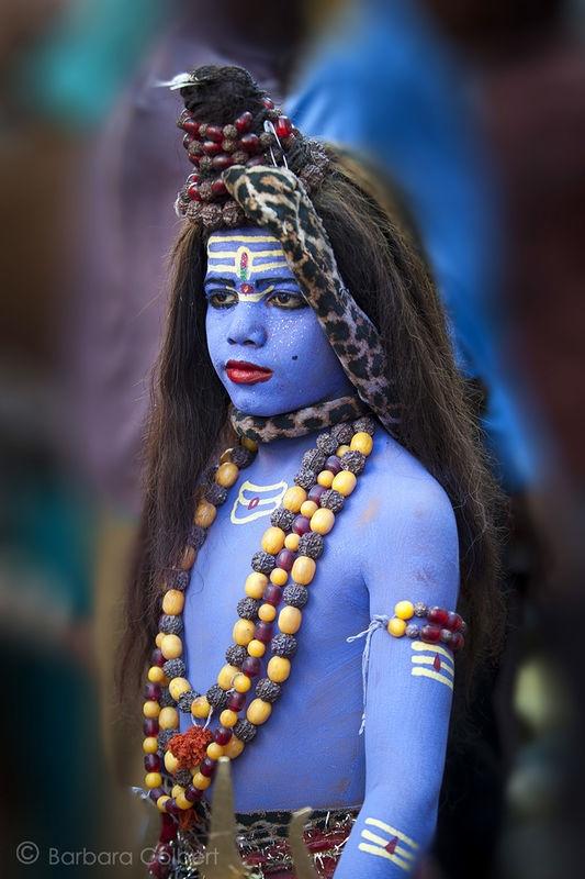 Channeling Shiva