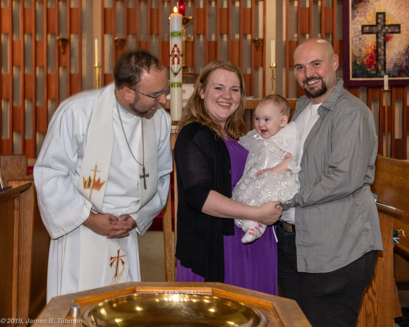 Ruby's Baptism