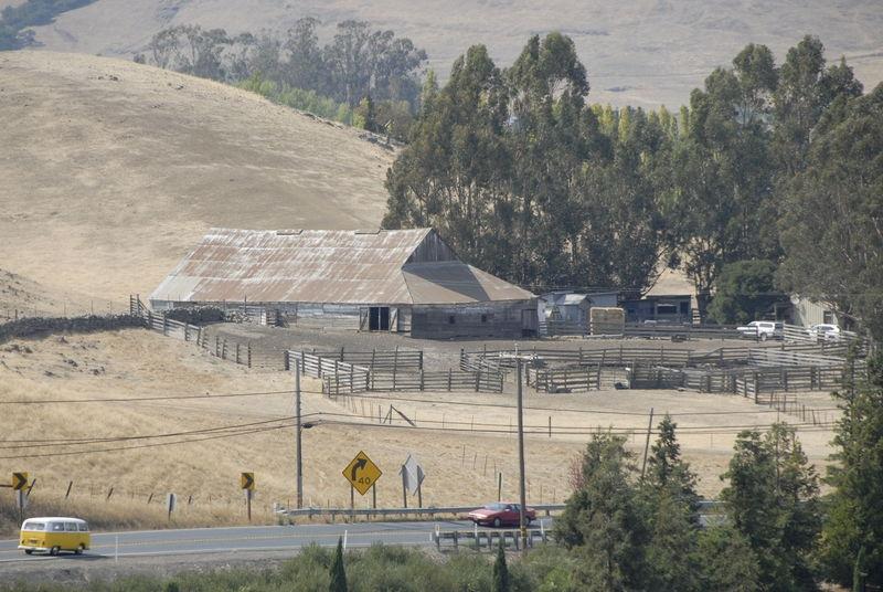 Golden Hills - Sonoma, CA