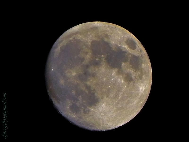 Total Lunar Eclipse, Oct,2014