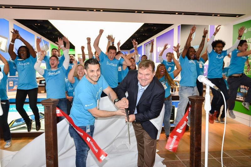 Microsoft Store Opening GA