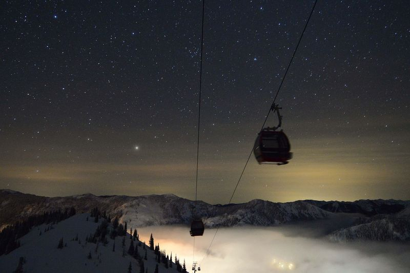 Gondolas in the Stars