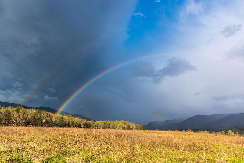 double rainbow l