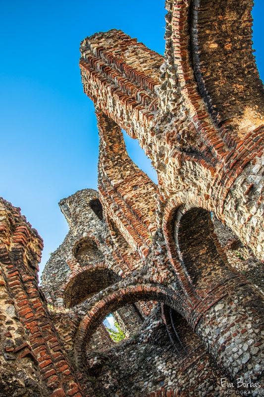 Medieval Priory ruins