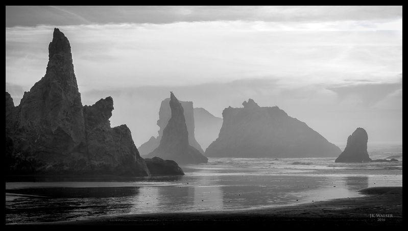 Bandon Rocks