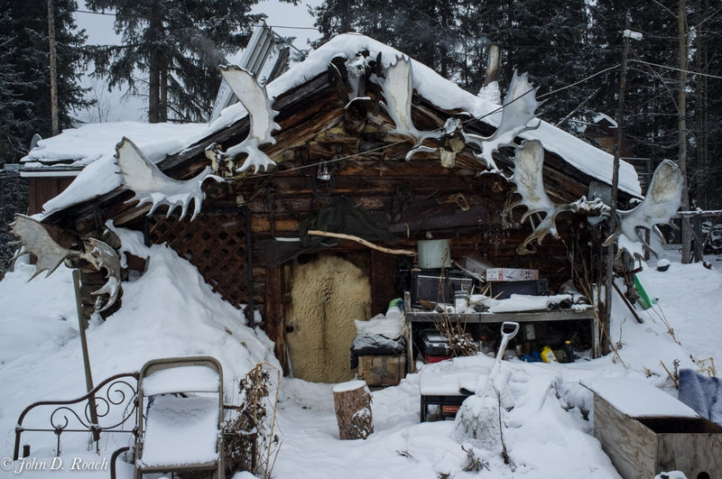 An Arctic Home