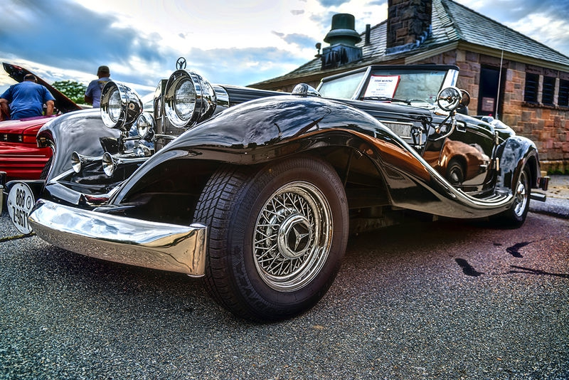 34 M Benz