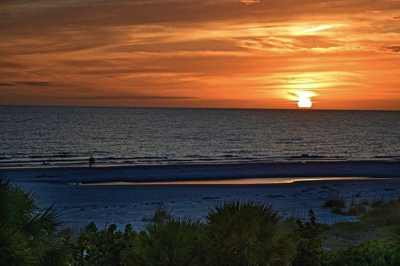 Lido Key Fl Sunset