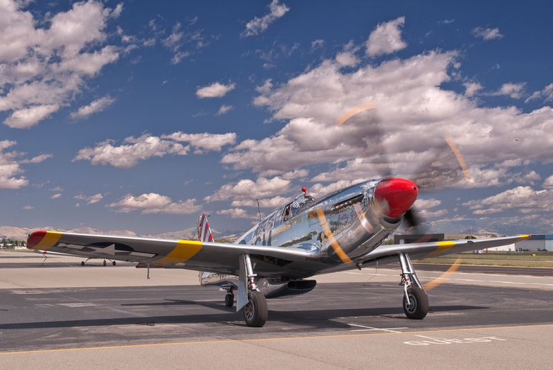 P-51 Mustang, Livermore Air Show