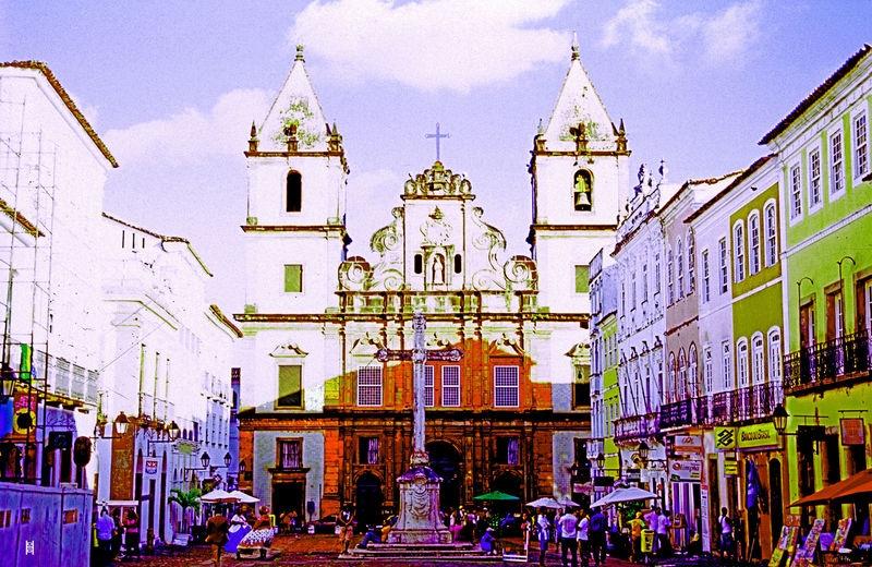Sao Francisco Church Square