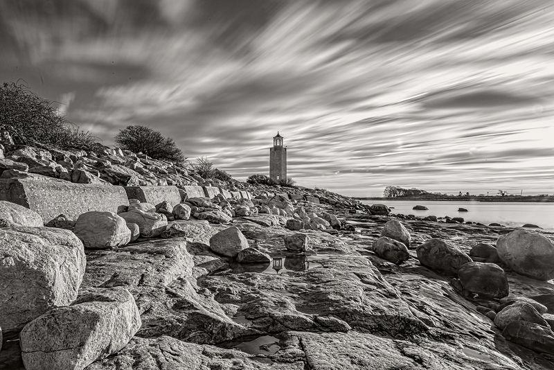 Avery Point Lightouse
