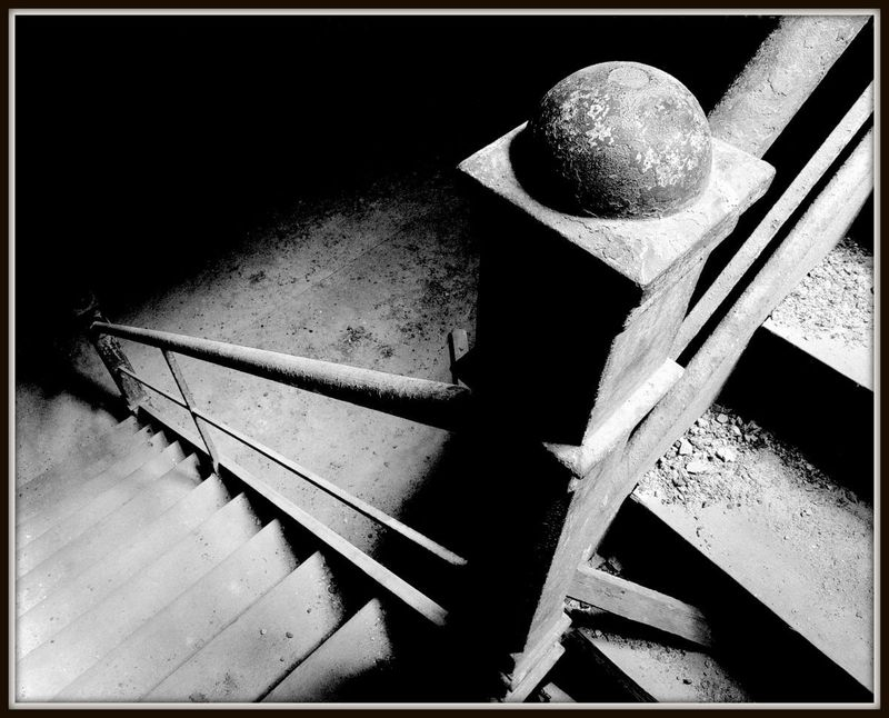 Stairway to Darkness