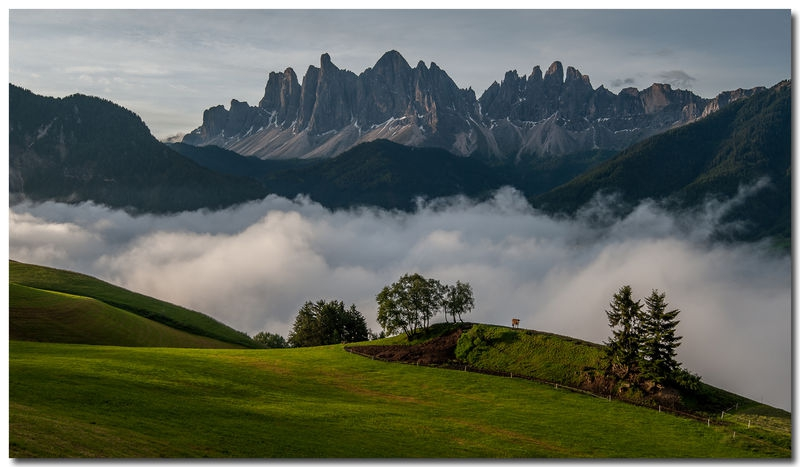 Val di Funes - Italy