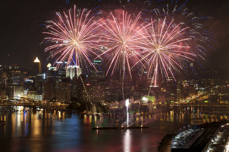 4th of July in Pittsburgh