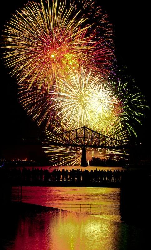Fireworks Festival Montreal