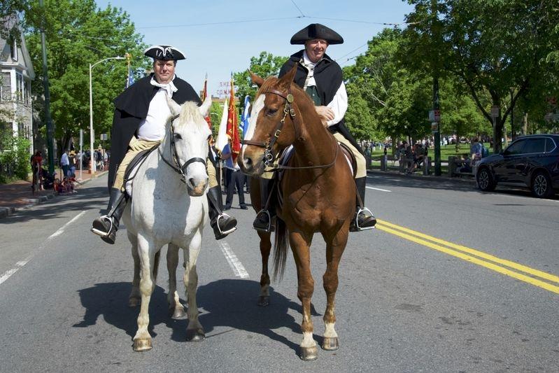 Cambridge's Memorial Day Parade