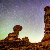 Starry Night Photography - The 500 Rule and other tips