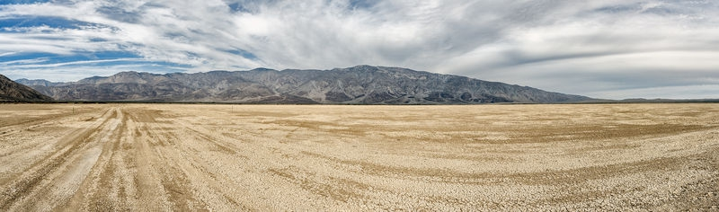 Clark Dry Lake, Borrego Springs CA