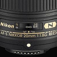 20mm f/1.8G AF-S FX Nikkor Review