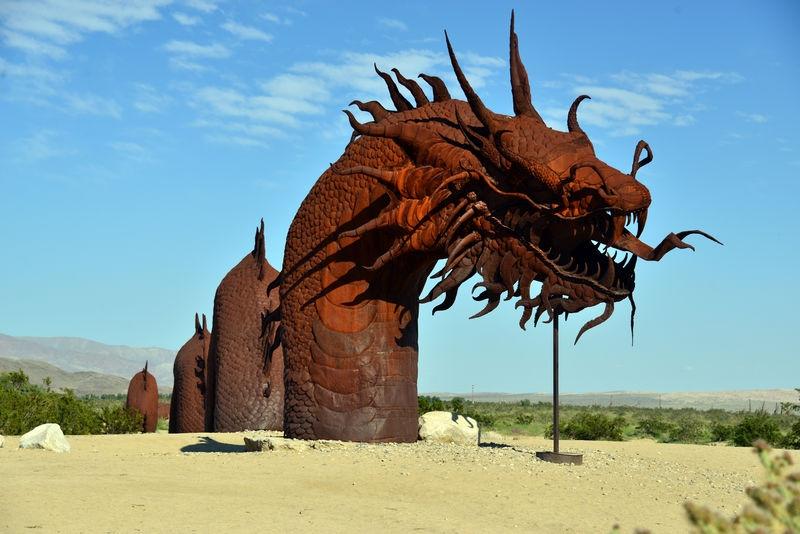 Borrego Dragon