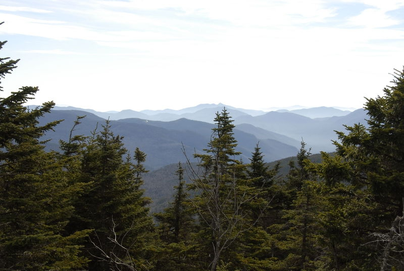 Summit at Mount Pierce - White Mountains, New Hampshire