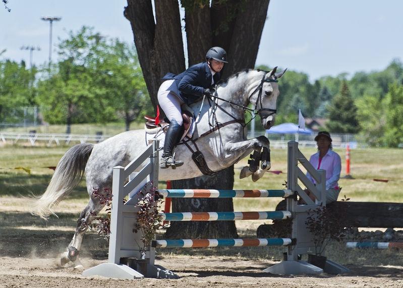 Golden Spike Horse Trials
