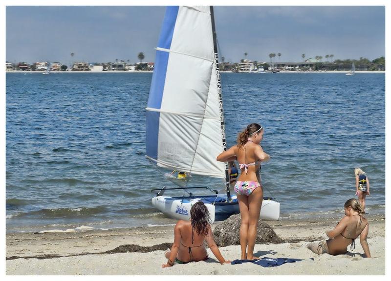 Summer sailors