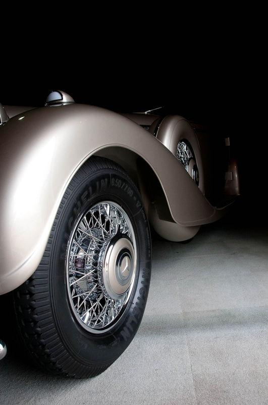 1938 Mercedes 540K Sport Tourer