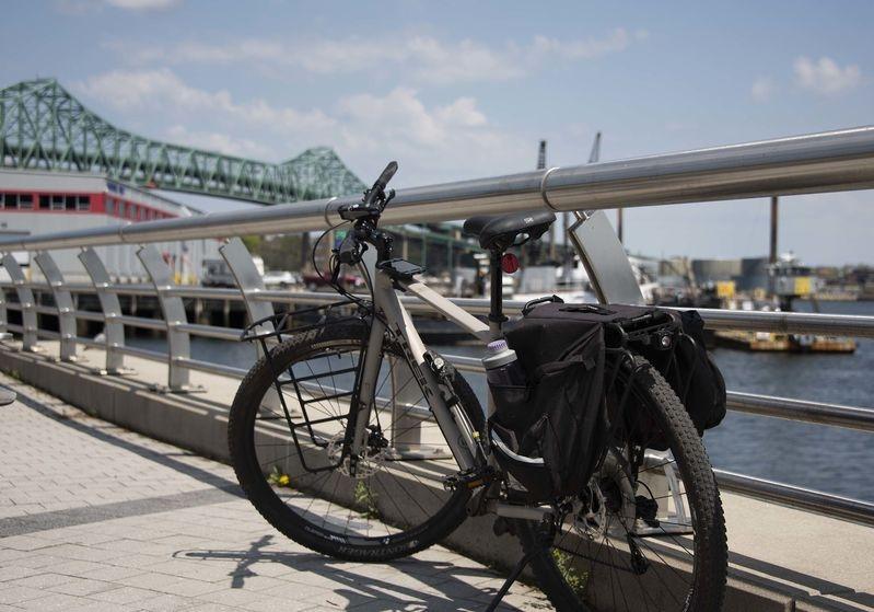 Bike - Boston Navy Yard