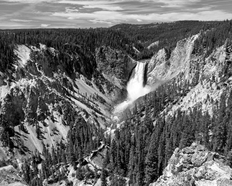 Yellowstone NP (Grand Canyon)