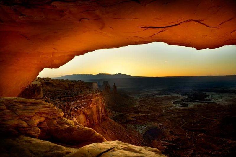 Mesa Arch - CNP Utah