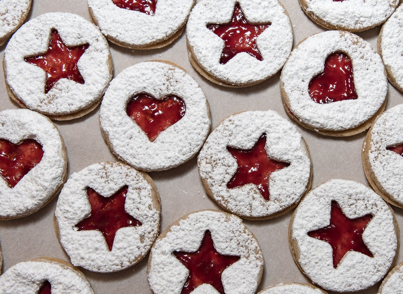 Linger Cookies