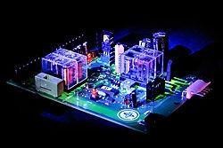 Electronic Cityscape /jordivb/