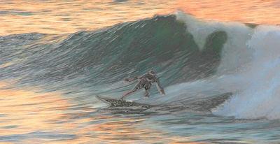 Oahu Surfer