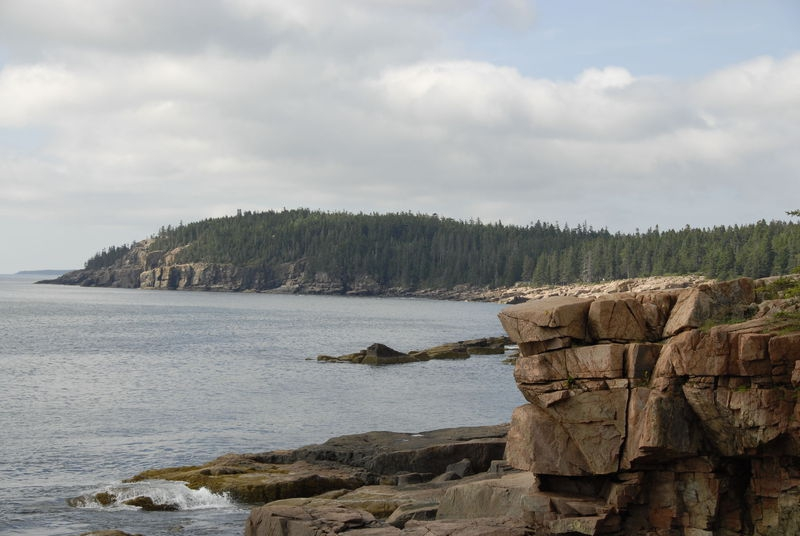 Rocky Coast - Bar Harbor, Maine