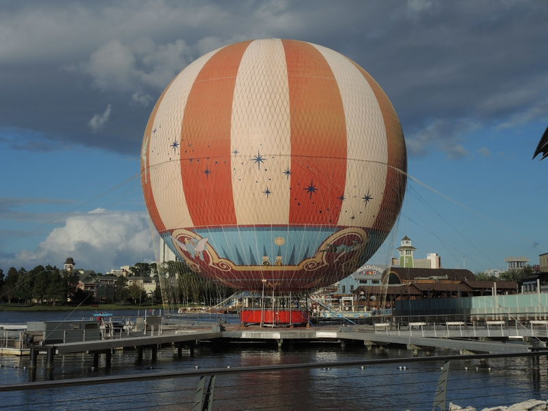 Disney Springs,Waterview Park