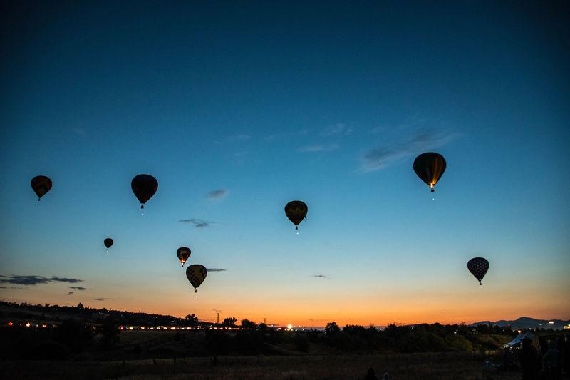 2017 Great Reno Balloon Race